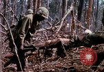 Image of Soldiers carry wounded South Vietnam, 1967, second 33 stock footage video 65675021189