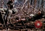 Image of Soldiers carry wounded South Vietnam, 1967, second 34 stock footage video 65675021189