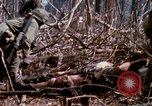 Image of Soldiers carry wounded South Vietnam, 1967, second 35 stock footage video 65675021189