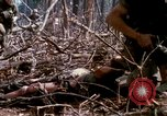Image of Soldiers carry wounded South Vietnam, 1967, second 36 stock footage video 65675021189