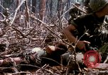Image of Soldiers carry wounded South Vietnam, 1967, second 37 stock footage video 65675021189