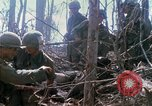 Image of Soldiers carry wounded South Vietnam, 1967, second 61 stock footage video 65675021189