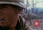Image of Soldiers help injured South Vietnam, 1967, second 38 stock footage video 65675021190
