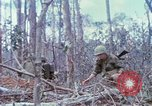 Image of Soldiers help injured South Vietnam, 1967, second 46 stock footage video 65675021190