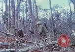 Image of Soldiers help injured South Vietnam, 1967, second 54 stock footage video 65675021190