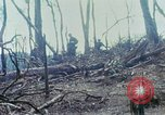 Image of wounded rescued by Huey helicopter South Vietnam, 1967, second 30 stock footage video 65675021192