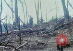 Image of wounded rescued by Huey helicopter South Vietnam, 1967, second 32 stock footage video 65675021192