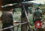 Image of US Army 11th Armored Cavalry Regiment search mission South Vietnam, 1967, second 12 stock footage video 65675021193