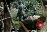 Image of US Army 11th Armored Cavalry Regiment search mission South Vietnam, 1967, second 14 stock footage video 65675021193