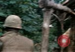 Image of US Army 11th Armored Cavalry Regiment search mission South Vietnam, 1967, second 34 stock footage video 65675021193