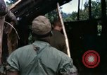 Image of US Army 11th Armored Cavalry Regiment search mission South Vietnam, 1967, second 46 stock footage video 65675021193