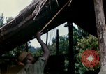 Image of US Army 11th Armored Cavalry Regiment search mission South Vietnam, 1967, second 53 stock footage video 65675021193