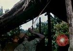Image of US Army 11th Armored Cavalry Regiment search mission South Vietnam, 1967, second 54 stock footage video 65675021193