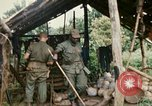 Image of US Army 11th Armored Cavalry Regiment search mission South Vietnam, 1967, second 56 stock footage video 65675021193