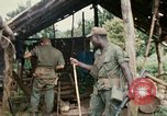Image of US Army 11th Armored Cavalry Regiment search mission South Vietnam, 1967, second 59 stock footage video 65675021193