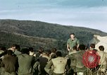 Image of U.S. army chaplain leads service Vietnam, 1968, second 7 stock footage video 65675021201
