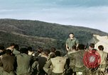 Image of U.S. army chaplain leads service Vietnam, 1968, second 8 stock footage video 65675021201