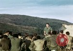 Image of U.S. army chaplain leads service Vietnam, 1968, second 9 stock footage video 65675021201