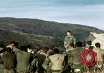 Image of U.S. army chaplain leads service Vietnam, 1968, second 10 stock footage video 65675021201