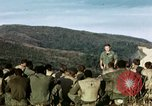 Image of U.S. army chaplain leads service Vietnam, 1968, second 11 stock footage video 65675021201