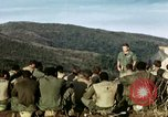 Image of U.S. army chaplain leads service Vietnam, 1968, second 13 stock footage video 65675021201