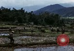 Image of US Army 196th Light Infantry Brigade soldiers rest Vietnam, 1968, second 12 stock footage video 65675021202