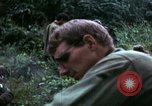 Image of US Army 196th Light Infantry Brigade soldiers rest Vietnam, 1968, second 46 stock footage video 65675021202