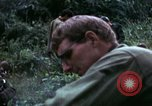 Image of US Army 196th Light Infantry Brigade soldiers rest Vietnam, 1968, second 47 stock footage video 65675021202