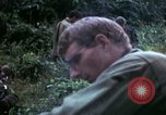 Image of US Army 196th Light Infantry Brigade soldiers rest Vietnam, 1968, second 48 stock footage video 65675021202