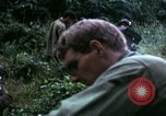 Image of US Army 196th Light Infantry Brigade soldiers rest Vietnam, 1968, second 53 stock footage video 65675021202
