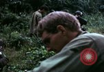 Image of US Army 196th Light Infantry Brigade soldiers rest Vietnam, 1968, second 54 stock footage video 65675021202