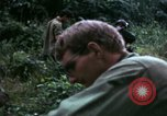Image of US Army 196th Light Infantry Brigade soldiers rest Vietnam, 1968, second 55 stock footage video 65675021202