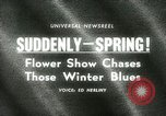 Image of 48th International Flower Show New York United States USA, 1965, second 3 stock footage video 65675021207