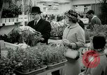 Image of 48th International Flower Show New York United States USA, 1965, second 51 stock footage video 65675021207