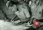 Image of German soldiers North Africa, 1942, second 18 stock footage video 65675021218