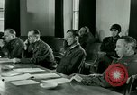 Image of Trial of Nazi Franz Strasser Dachau Germany, 1945, second 8 stock footage video 65675021221