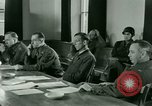 Image of Trial of Nazi Franz Strasser Dachau Germany, 1945, second 10 stock footage video 65675021221