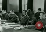 Image of Trial of Nazi Franz Strasser Dachau Germany, 1945, second 11 stock footage video 65675021221