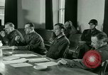 Image of Trial of Nazi Franz Strasser Dachau Germany, 1945, second 14 stock footage video 65675021221