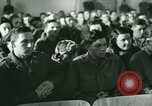 Image of Trial of Nazi Franz Strasser Dachau Germany, 1945, second 15 stock footage video 65675021221