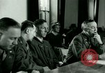 Image of Trial of Nazi Franz Strasser Dachau Germany, 1945, second 21 stock footage video 65675021221