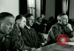 Image of Trial of Nazi Franz Strasser Dachau Germany, 1945, second 22 stock footage video 65675021221