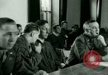 Image of Trial of Nazi Franz Strasser Dachau Germany, 1945, second 23 stock footage video 65675021221