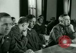 Image of Trial of Nazi Franz Strasser Dachau Germany, 1945, second 24 stock footage video 65675021221