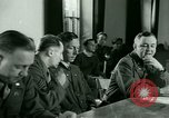 Image of Trial of Nazi Franz Strasser Dachau Germany, 1945, second 26 stock footage video 65675021221