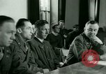 Image of Trial of Nazi Franz Strasser Dachau Germany, 1945, second 27 stock footage video 65675021221