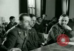 Image of Trial of Nazi Franz Strasser Dachau Germany, 1945, second 28 stock footage video 65675021221