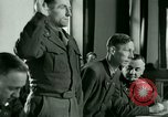 Image of Trial of Nazi Franz Strasser Dachau Germany, 1945, second 30 stock footage video 65675021221