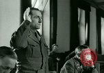 Image of Trial of Nazi Franz Strasser Dachau Germany, 1945, second 39 stock footage video 65675021221