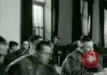 Image of Trial of Nazi Franz Strasser Dachau Germany, 1945, second 42 stock footage video 65675021221